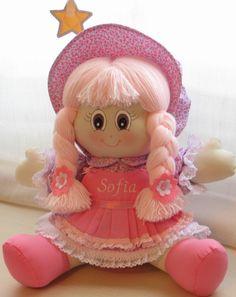 [gallery type& size& ids& Doll Clothes Patterns, Doll Patterns, Felt Dolls, Baby Dolls, Rag Doll Tutorial, Sewing Dolls, Doll Hair, Free Sewing, Beautiful Dolls