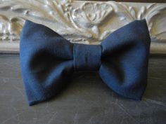 Baby Boy Toddler clipon bow tie by HippeaMomma on Etsy, $8.00