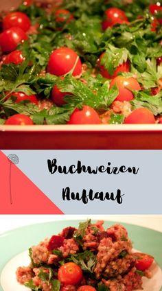 Auflauf Rezept vegan - Buchweizen Auflauf mit Tomaten und Rote Bete - so köstlich. Vegan und lecker sowie schnell gemacht - du wirst begeistert sein. Vegetables, Food, Tomatoes, Vegan Cheese Sauce, Tasty Vegetarian Recipes, Buckwheat, Essen, Vegetable Recipes, Meals