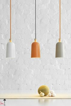 Inspired by traditional Italian craftsmanship mixed with Nordic simplicity, Fuse by Ex.t is a lamp in which the tactility of materials plays an essential role.