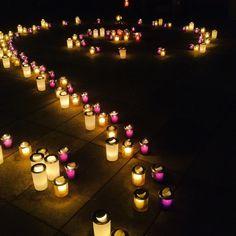Awesome candlelight