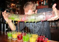 You always wanted to know how to become a bartender? :)    http://popularinfo.hubpages.com/hub/How-to-Become-a-Bartender-With-No-Experience
