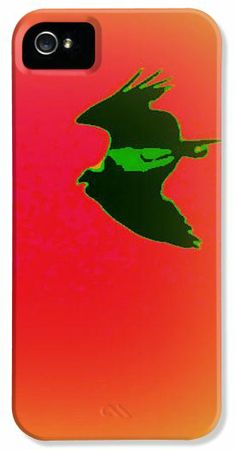 Eagle on Solo Flight iPhone 5 Case / iPhone 5 Cover for Sale by Laurie Pike