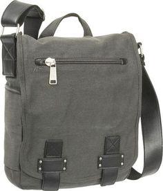 Kenneth Cole Reaction Bag Home Again - Canvas North/South Messenger Bag  - via eBags.com!