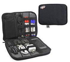 Save 50% on AMAZON with code YU6H7ABA Pinned on 9/27/2018 Hero Star Travel Bag Universal Cable Organizer Electronics Accessories Cases Small Electronics Accessories Cases for Phone, Charge and Cables,Various USB Electronic Deals, Electronics Accessories, Cable Organizer, Travel Bag, Suitcase, Usb, Coding, Hero, Phone Cases