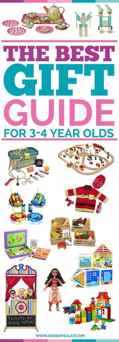 Best Toy Gift Guide For Kids | Kids Christmas Gifts | Perfect Christmas Gift For Kids | The Best Toy Gifts | The Best Kids Toys | Kids Christmas Gift Guide | The Best Children Gift Guide | Holiday Gifts For Kids | #giftguide #kids #toys #musthaveproducts #besttoys #ChristmasGifts | www.awesomealice.com