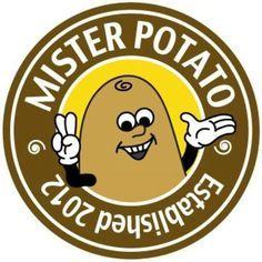 Mister Potato logo