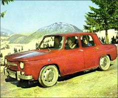 Dacia 1100   1969 Old Cars, Dream Cars, Automobile, Retro, Europe, Vehicles, Wheels, Memories, Vintage
