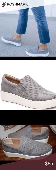 835b7d18f35 Shop Women s Steve Madden Gray size Sneakers at a discounted price at  Poshmark. Description  Such a cute shoe!