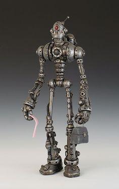 Really cool robot