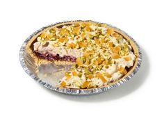 Cherry Cannoli Pie