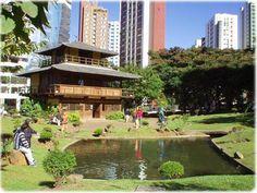 Praça do Japão (Japan's Square)- Curitiba, Paraná, Brasil.