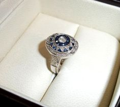 Hey, I found this really awesome Etsy listing at https://www.etsy.com/listing/117945450/vintage-14-karat-white-gold-diamond-and