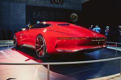 2016 Mercedes-Maybach 6 Concept  #2016MY #Mercedes_Benz #Segment_S #German_brands #Mercedes_Maybach #Paris_2016