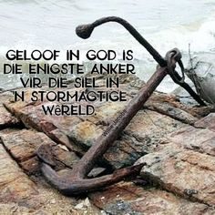 Afrikaanse Quotes, Inspirational Qoutes, Bible Notes, Daily Quotes, Words, Stencil, Spiritual, Christian, Diamond