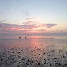 Coucher de soleil à marée basse - ©gregsmint
