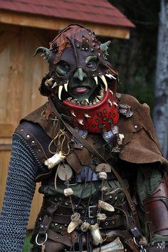 Ork from (I believe) Bicoline LARP