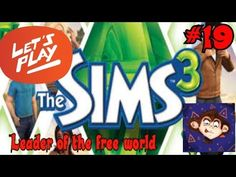 Let's Play |Sims3|Leader of the Free World|Part#19 Season finale