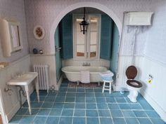 Een badkamertje