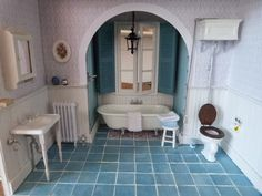 Beautiful bathroom - inspiration