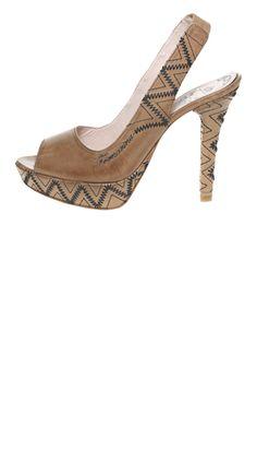 Fornarina SS13 Shoes Collection CHANTAL - #fornarina #shoes