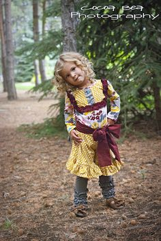 I love dresses with a cute belt or tie around it. @Taylor Joelle Designs #tjback2school.