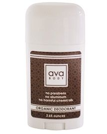 Safest deodorant, that REALLY works! No aluminum, no parabens, and no harmful chemicals. Probably the most important thing for women to switch to IMMEDIATELY! Good for women & men.  http://www.avaandersonnontoxic.com/macala