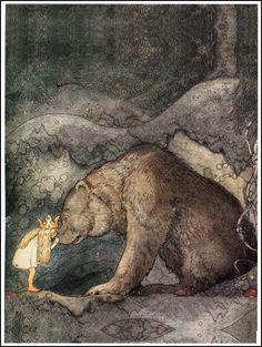 The Golden Age: John Bauer ~ 1882-1918