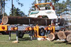 Norwood LumberPro HD36 Sawmill 23HP