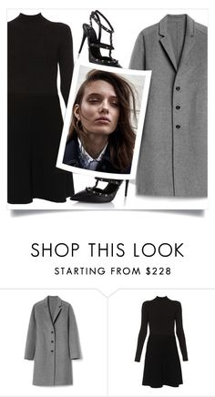 """It's hard for me to communicate the thoughts that I hold."" by aanchal-w ❤ liked on Polyvore featuring Gap, Paule Ka and Valentino"