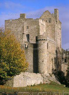 Craigmillar Castle, Lothian, Scotland