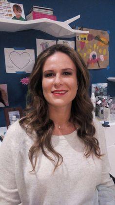 Vivian en un Hair and Makeup PM por nuestro glammer Simri Abner.