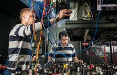 """Russian physicists create highly precise """"quantum ruler""""  More: http://tass.ru/en/science/885729"""