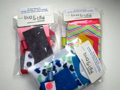 Items similar to DIY Sock Monster Sewing Kit- Girl Colors- Craft Kit- Learn to Sew on Etsy Sewing Kit, Sewing Ideas, Craft Kits, Craft Ideas, Crafts To Make, Crafts For Kids, Sock Monster, Color Crafts, Learn To Sew