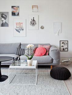 Tolle Ideen Zur Wohnzimmer Gestaltung Mit Bunten Kissen Mit