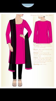 Sneak Peak Into Inchitape Designs Catalog Ladies Tailoring