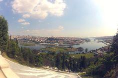 Istanbul Eyup Golden Horn