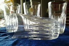 Princess House ***HIGHLIGHTS*** 865 Lead Crystal Glass TUMBLERS - 13 oz (Set 4) - $7.77