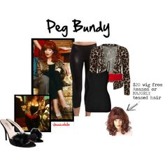 diy peg bundy costume - Google Search
