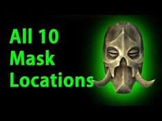 All 10 Dragon Priest Mask Locations - Skyrim - YouTube - YouTube