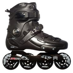 What is an inline skate?