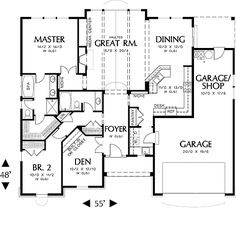 Small Modern Modular Homes Under 1000 Sq Ft together with House Plans Ranch Style Home as well 1700 1800 Sq Ft House likewise 1420 likewise 1100. on 1800 square foot house plans