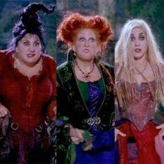 Hocus Pocus-My Favorite Halloween Movie Hocus Pocus Costume, Hocus Pocus Movie, Hocus Pocus Witches, Best Halloween Movies, Happy Halloween, Halloween Party, Halloween Costumes, Disneyland Halloween, Couples Cosplay