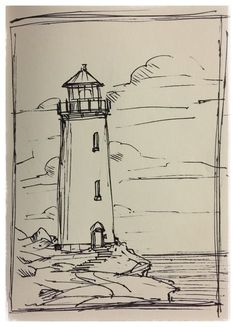Easy Pencil Drawings, Cool Art Drawings, Drawing Ideas, Pencil Drawing Images, Winter Drawings, Ink Pen Drawings, Sketch Ideas, Architecture Drawing Plan, Architecture Drawing Sketchbooks
