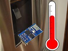 ESP8266 Temperature Monitor