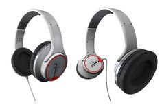 Listen up - or out. Flips Audio lets you have it both ways with their innovative headphone / speaker hybrid.