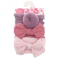 Baby Headband Bow Headbands Solid Nylon Price: 8.00 & FREE Shipping #babylove