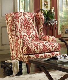 Paula Deen Wing Chair - Grand Home Furnishings | 0229780