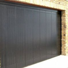 round the corner sliding wooden garage door - Sliding Garage Doors