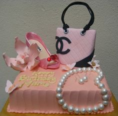 fashionista cake | Flickr - Photo Sharing!